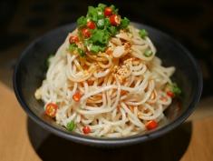 Si Chuan Cold Noodles ($6.80)