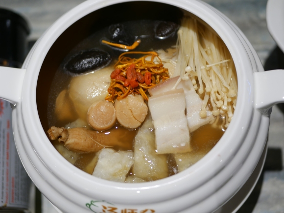 Souper Tang Signature Soup ($26.90 for 2 pax / 39.90 for 4pax)