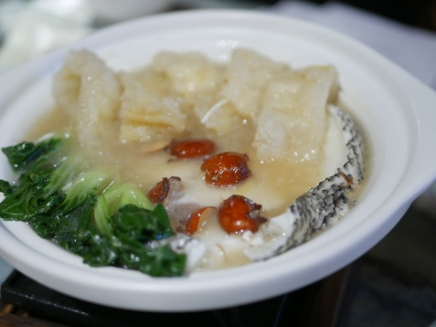 Claypot Atlantic Codfish Maw ($29.90)