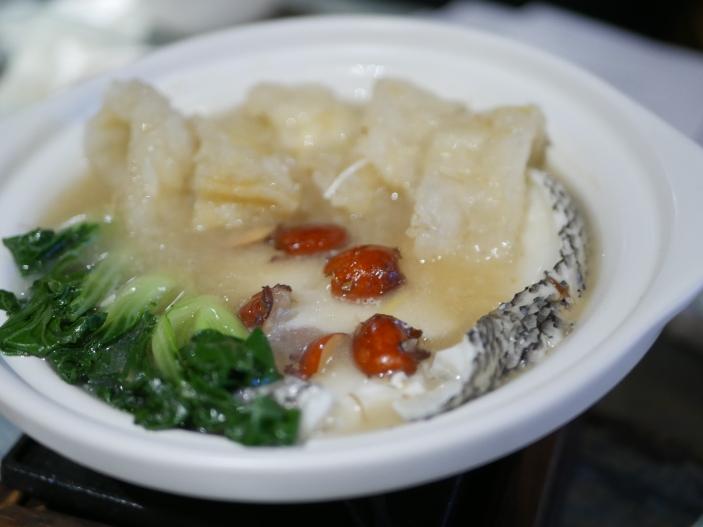Claypot Atlantic Codfish Maw ($29.90)