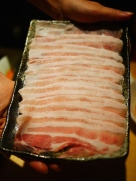 Japanese Momoiro Pork Belly ($27+/200g, $15+/100g)