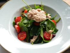 Vine Tomato Salad ($14)