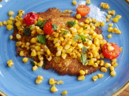 Smoked Haddock & Corn Fritters ($22)