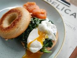 The City's Bagel & Egg ($28)