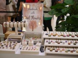 Handmade Flowers Jewellery