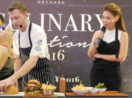 Executive Chef Matthew Leighton - Salt Grill & Sky Bar by Luke Mangan