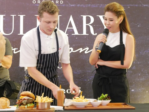 Executive Chef Matthew Leighton - Salt Grill & Sky Bar by Luke Mangan