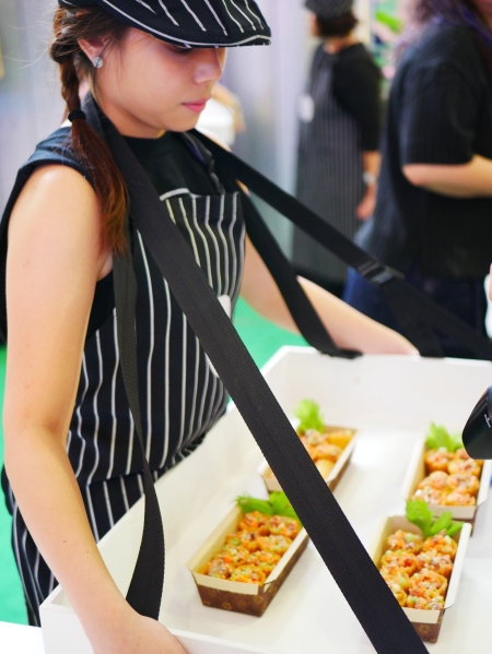 Bak Kwa Kueh Pie Tee