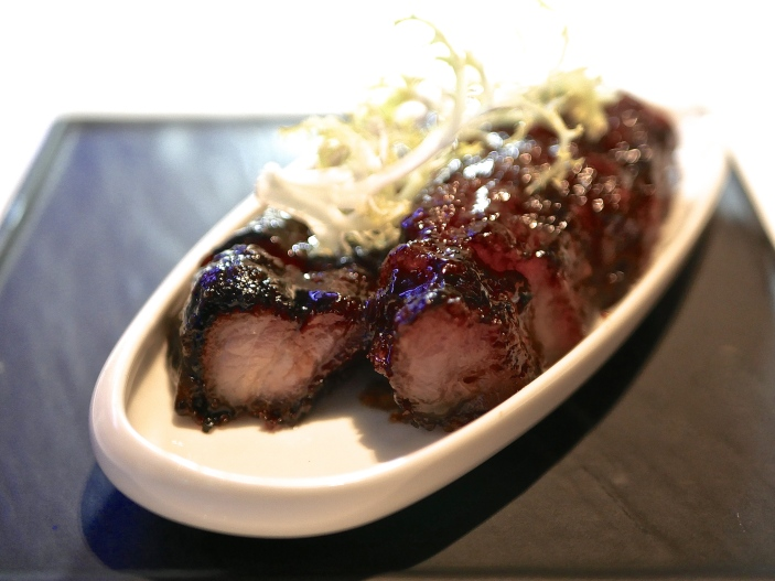 Mitzo Special Barbecued Pork