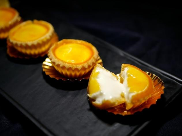Hokkaido Milk Cheese Tart