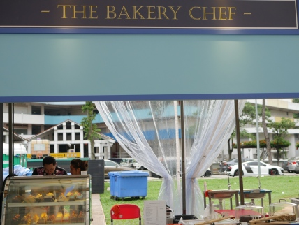 The Bakery Chef