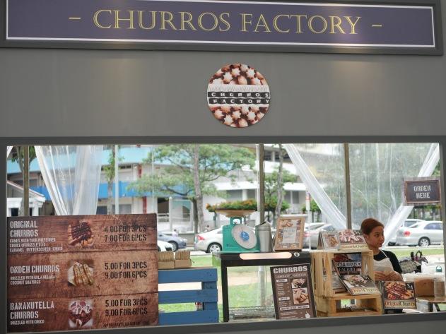 Churros Factory