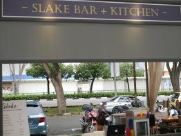 Slake Bar + Kitchen