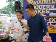 Live Cooking Demostration