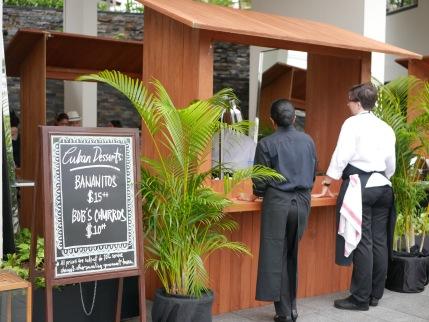 Havana Dessert Station