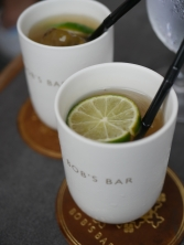 Rum Cocktail - Dark and Stormy