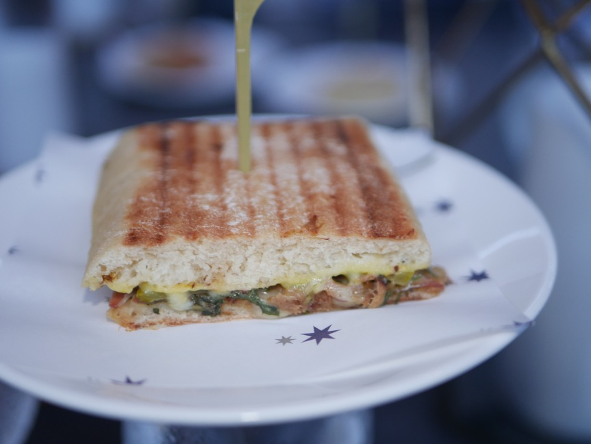 Sandwich Panini Cubano