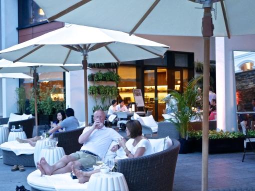 Bob's Bar, Capella Singapore
