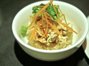 Chicken Rice Salad Cubano Style