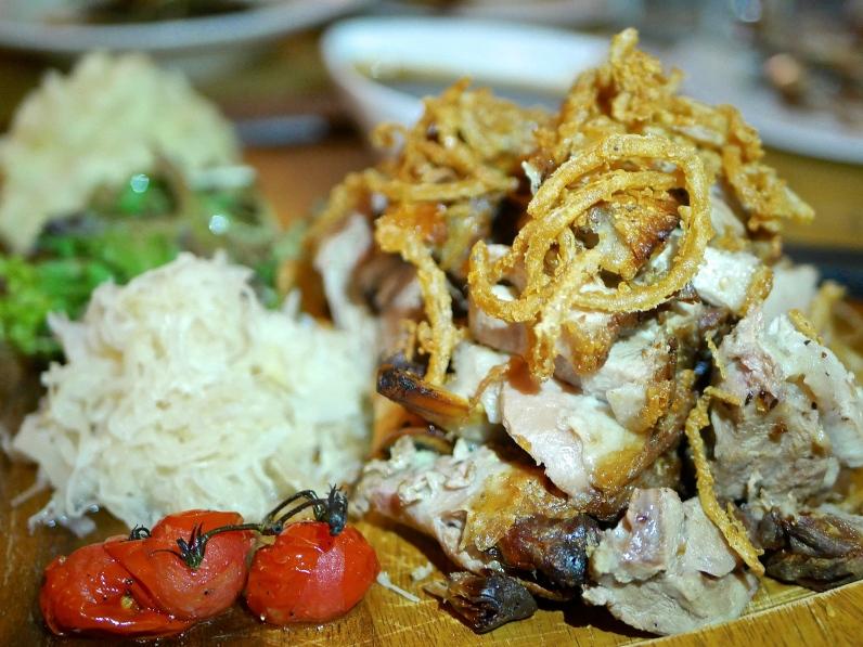 Traditional Pork Knuckle ($38.80)