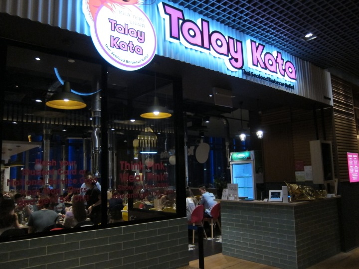 Talay Kata – Thai Seafood Barbecue Restaurant at Orchard Central