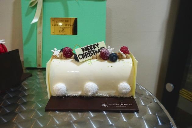 Eden Log Cake