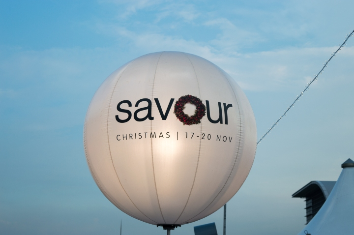 Feast Your Way Through SAVOUR Christmas