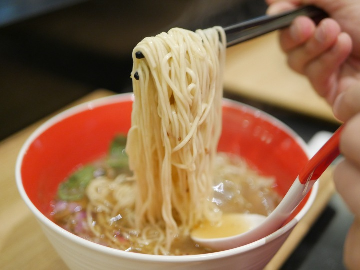 World's First Michelin-starred Ramen Tsuta from Tokyo to Singapore