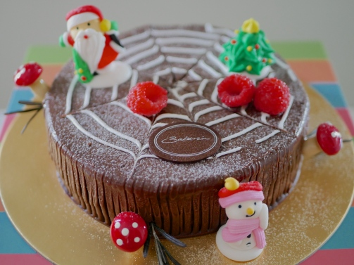 Chocolate Stump De Noel