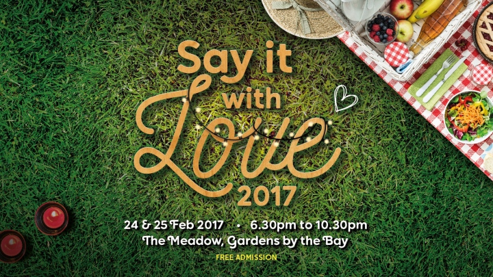 Say It With Love 2017 at The Meadow