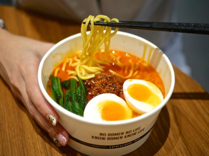 Ippudo Spinoff Kuro-Obi Ramen is now inSingapore