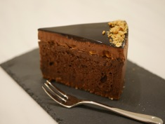 Chocolate Hazelnut Cake ($8)