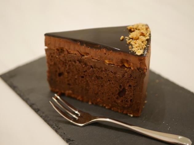 Chocolate Hazelnut Cake ($8)