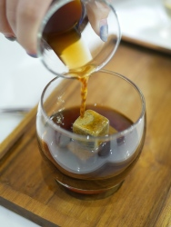 Coconut-Infused Cold Brew ($9.50)