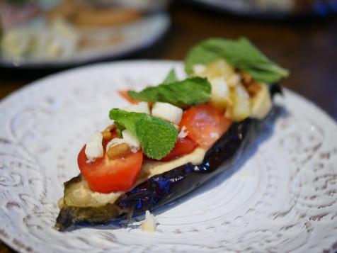 Smoked Eggplant ($15)