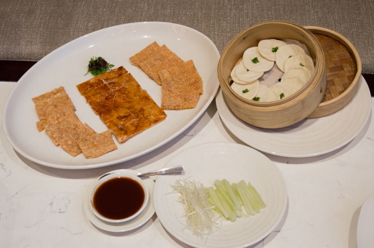 Song Garden - A Contemporary Cantonese Restaurant in Mercure Singapore Bugis Hotel