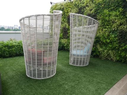 Mercure Singapore Bugis - Rooftop Sky Deck