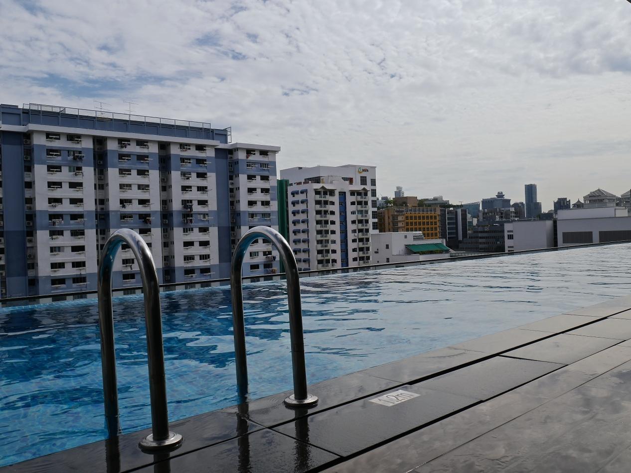 Mercure Singapore Bugis - Infinity Pool