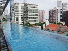 Mercure Singapore Bugis - Infinity Pool