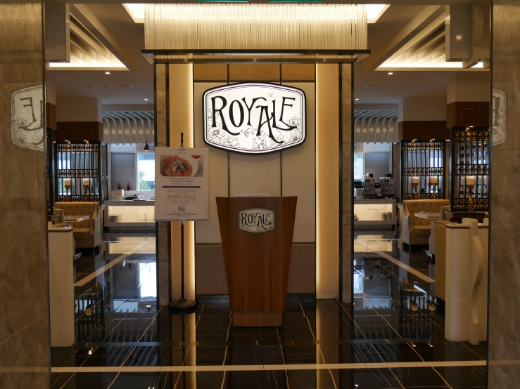 Mercure Singapore Bugis - Royale Restaurant