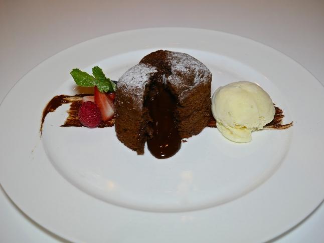 Chocolate Fondant ($10++)