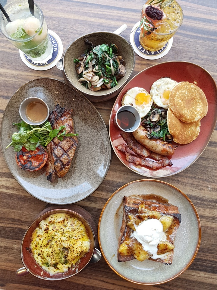 All-new Weekend Brunch at The Chop House