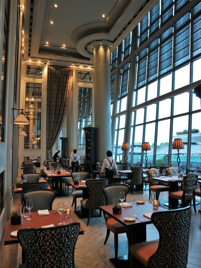 La Brasserie at The Fullerton Bay Hotel Singapore alainlicious