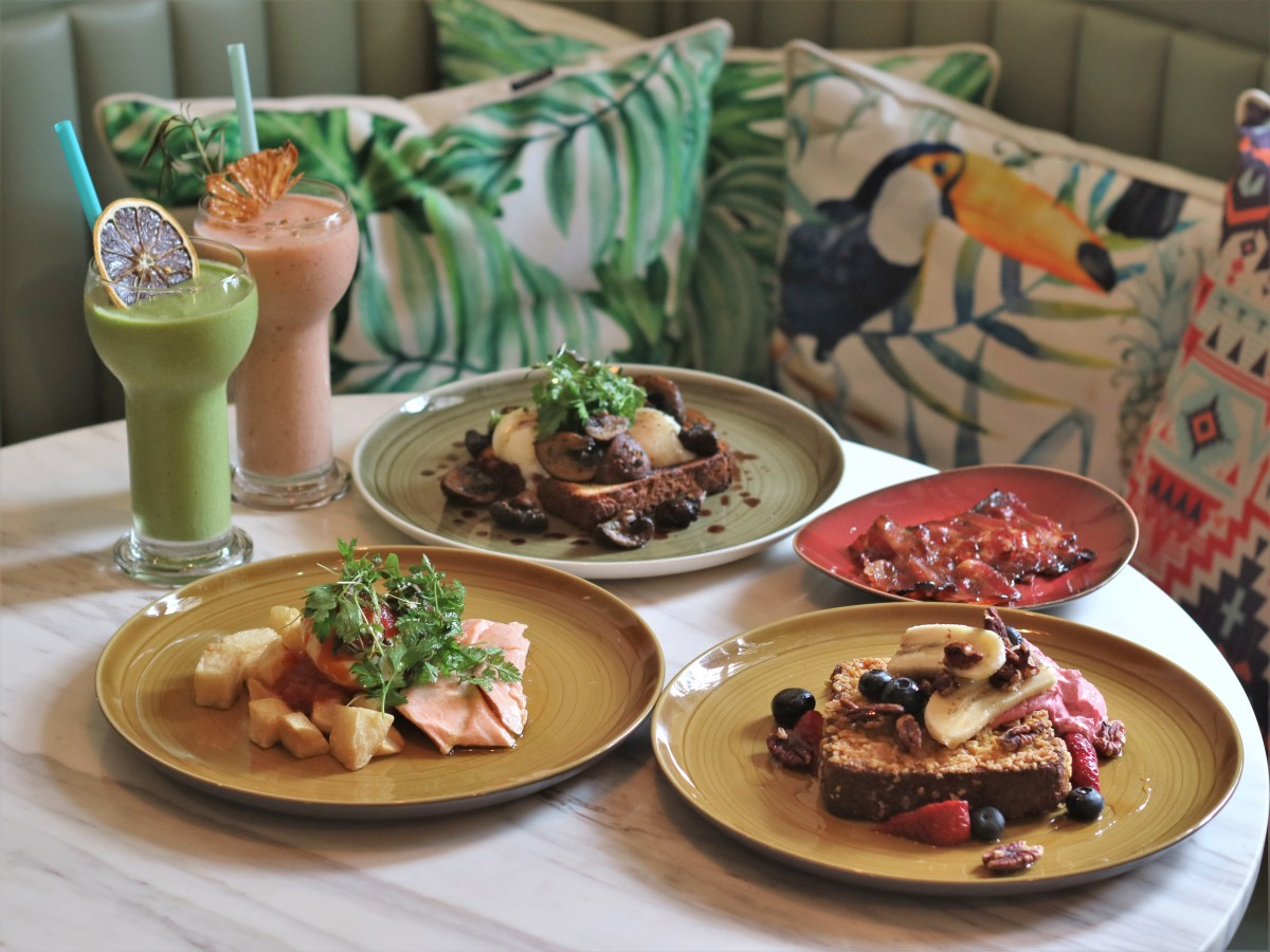Weekend Brunch Delights at Don Ho