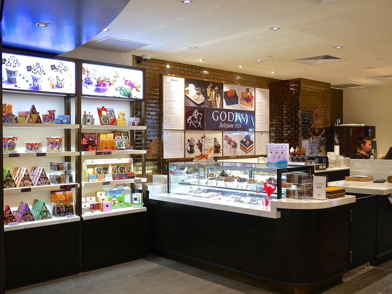 GODIVA Chocolatier debuts first Southeast Asia lifestyle concept ...