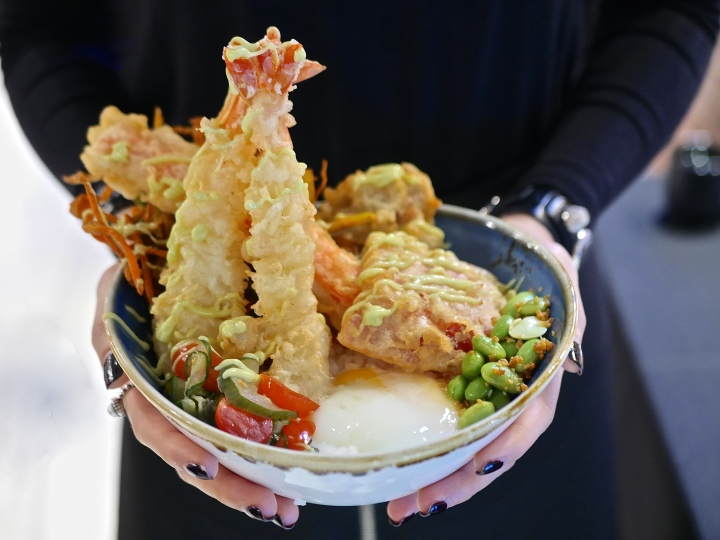 NATSU – Affordable and Quality Japanese Tempura Kiosk