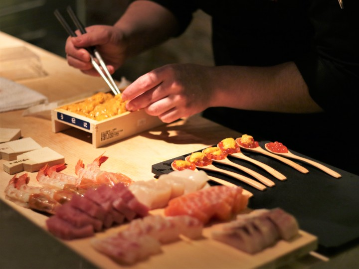 Exquisite Omakase Dinner at Kyuu byShunsui