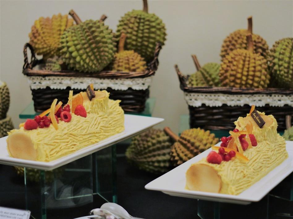 Mao Shan Wang Durian Logcake