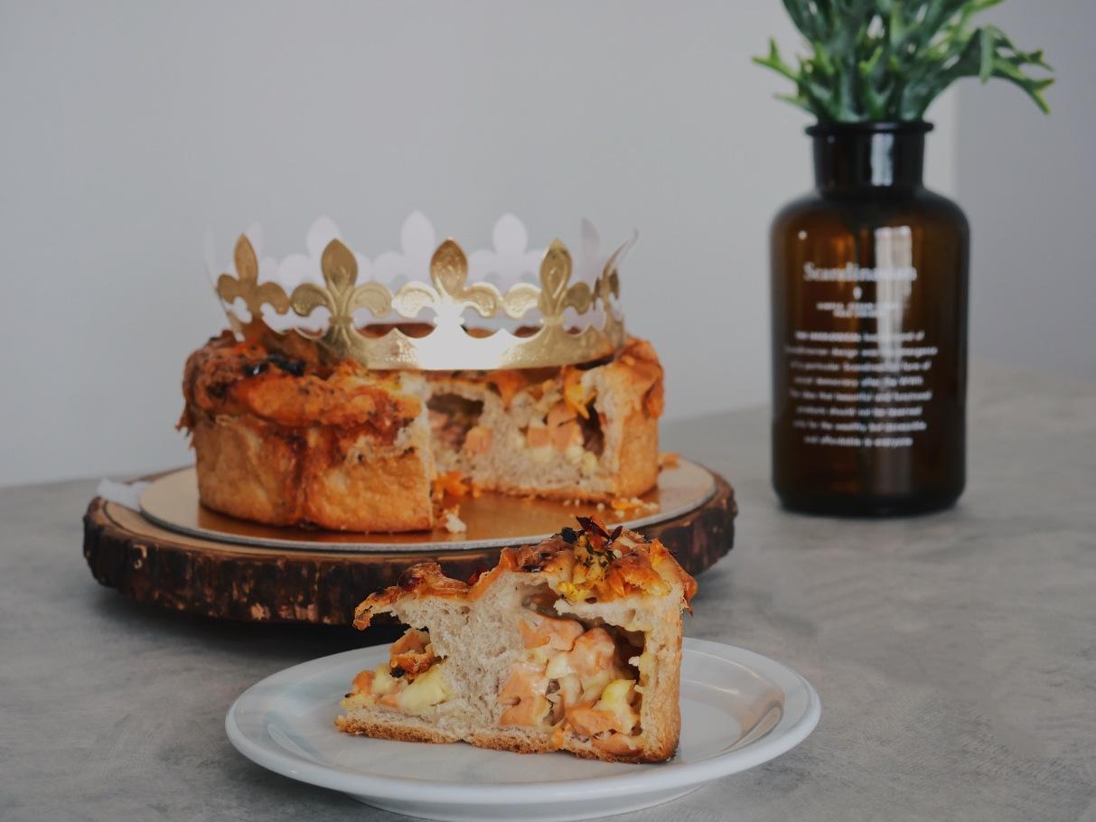 Bakerzin's King's Bread