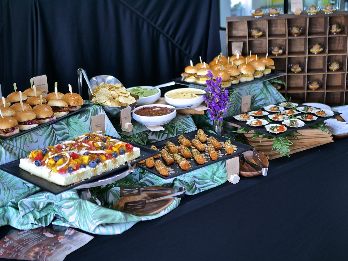 Ninja Catering - Hosting a 'Ninja' Party
